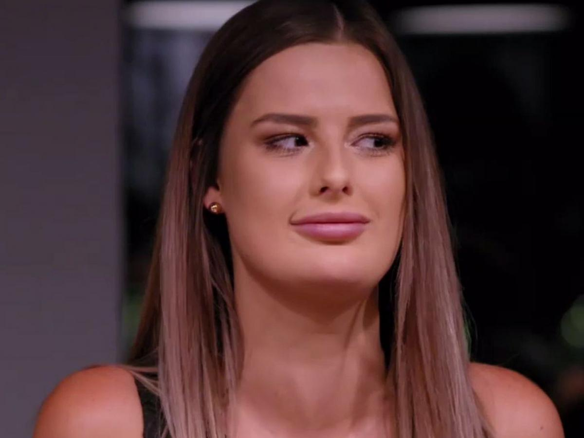 Looks like Cheryl from MAFS went through a MAJOR transformation before the show