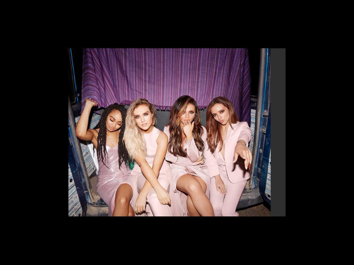 Little Mix Nova S Red Room