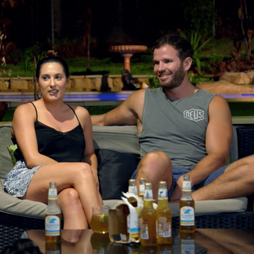 Why aren't more people FREAKING OUT about this scene from last night's episode of MAFS?