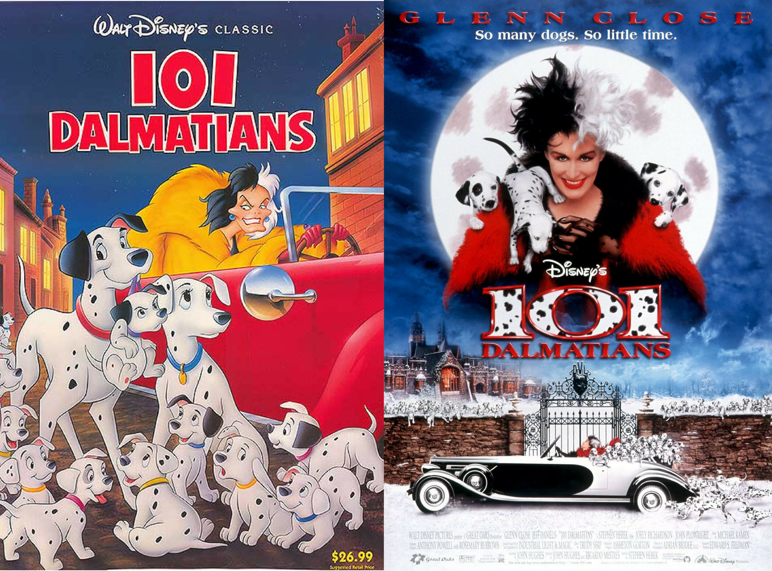 All The Disney Live-Action Remakes That Are Coming Soon | Nova 969