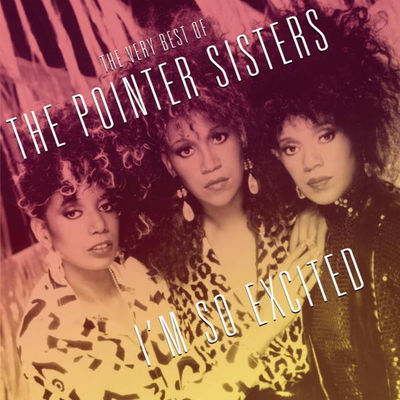 He's So Shy - The Pointer Sisters