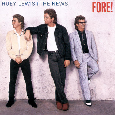 Stuck With You - Huey Lewis And The News