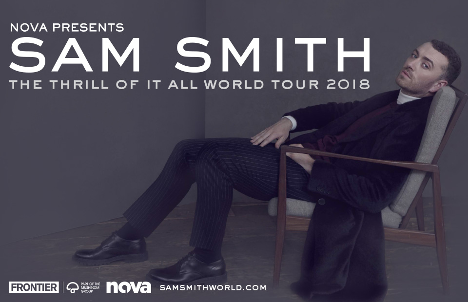 Sam Smith Concert Tour