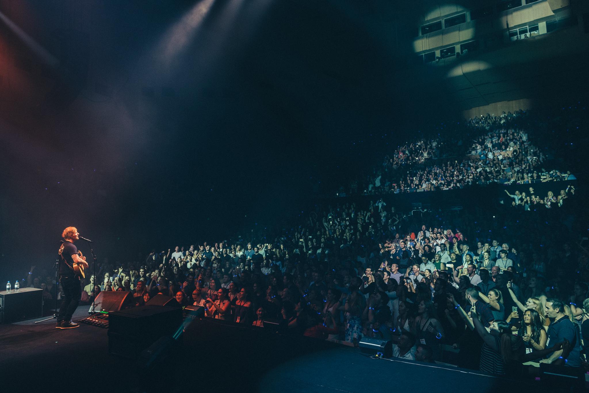 Ed Sheeran Red Tour