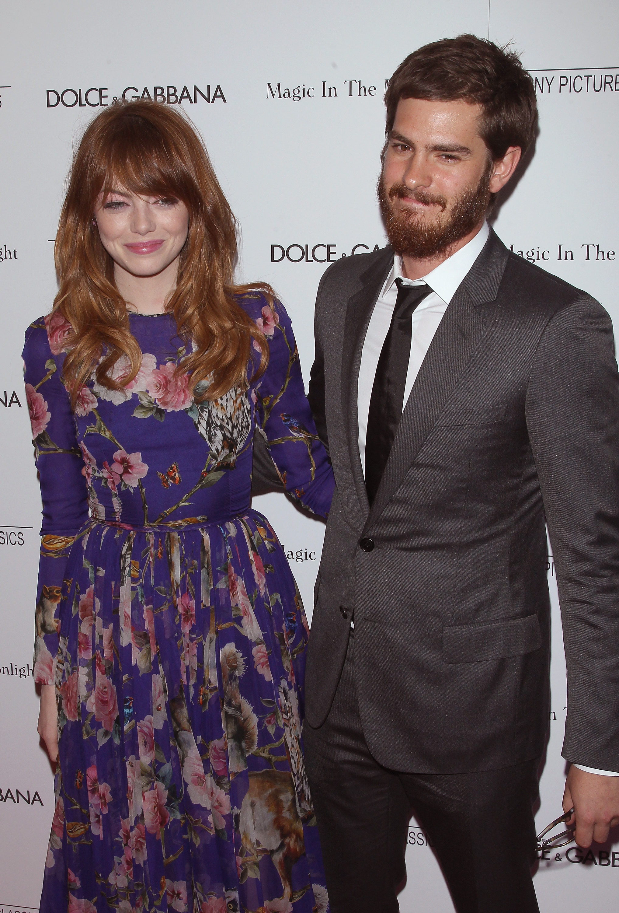 Who is andrew garfield dating now
