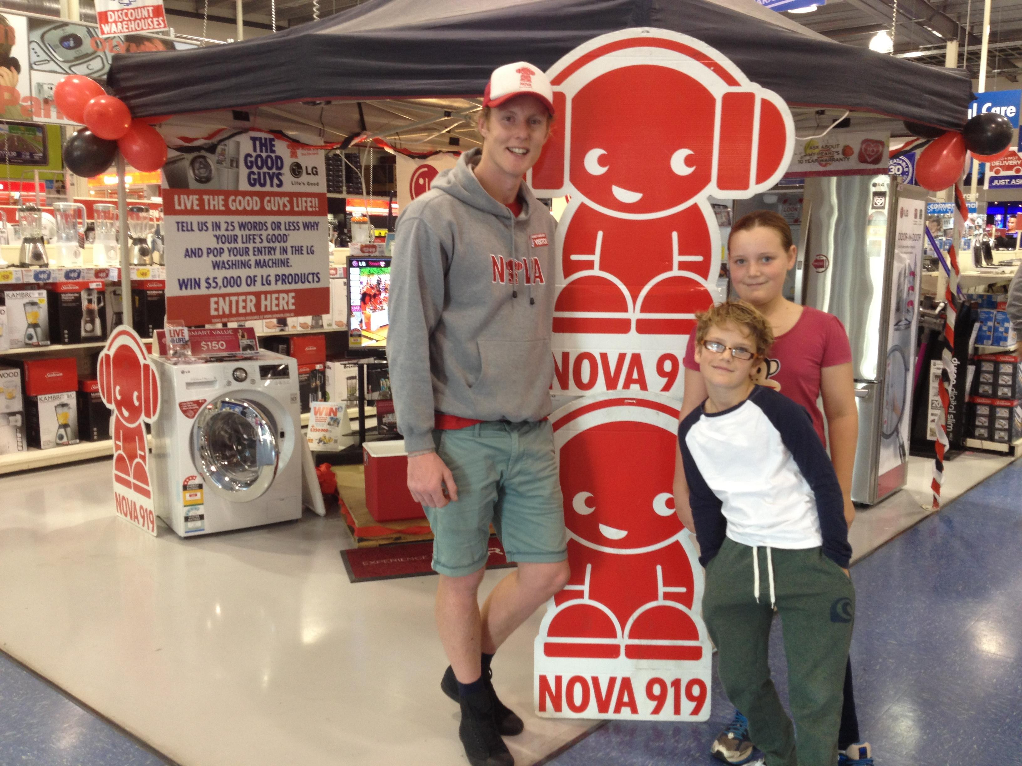 Nova 919 Casanovas - David Brooks Good Guys Mile End - 26th