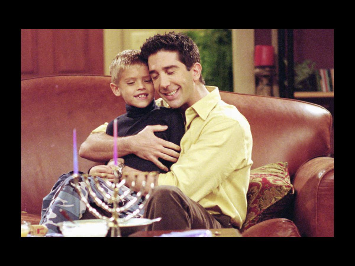 Remember little Ben from Friends? He's now a Hollywood