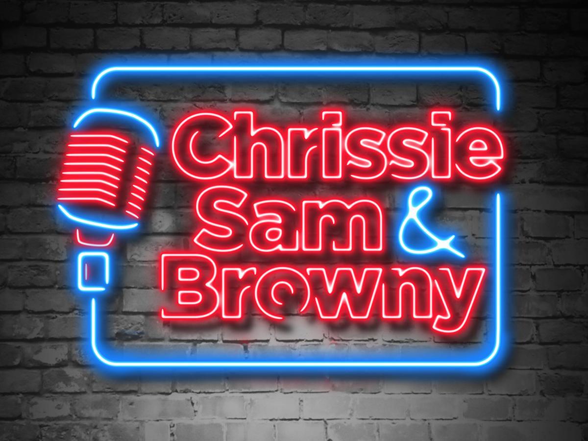 Chrissie, Sam & Browny Love the Melbourne International Comedy Festival!