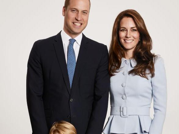 royal family christmas card - Royal Family Christmas Card