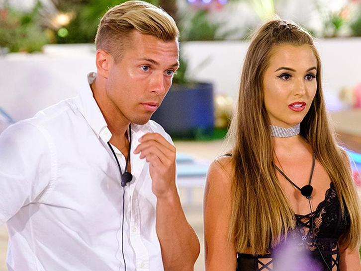 sale retailer 755f6 82ea2 Love Island's Millie and Mark drop MAJOR bombshells about ...