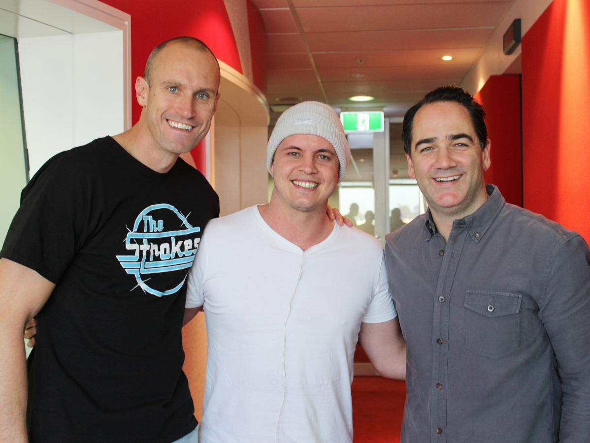 Johnny Ruffo opens up about life after brain cancer diagnosis