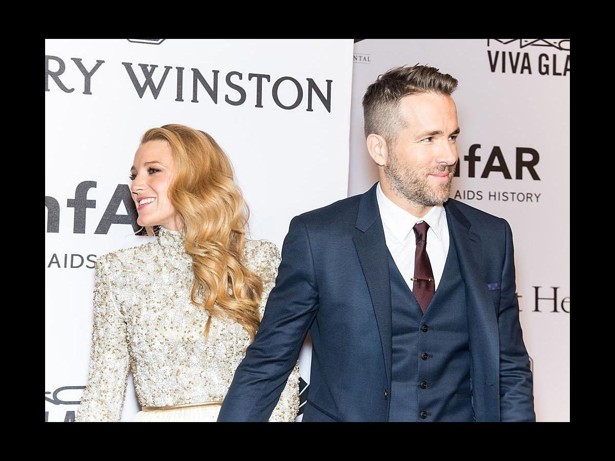 pictures Ryan Reynolds Makes a Joke About NuvaRings and Maybe Gives Away the Gender of Baby 2