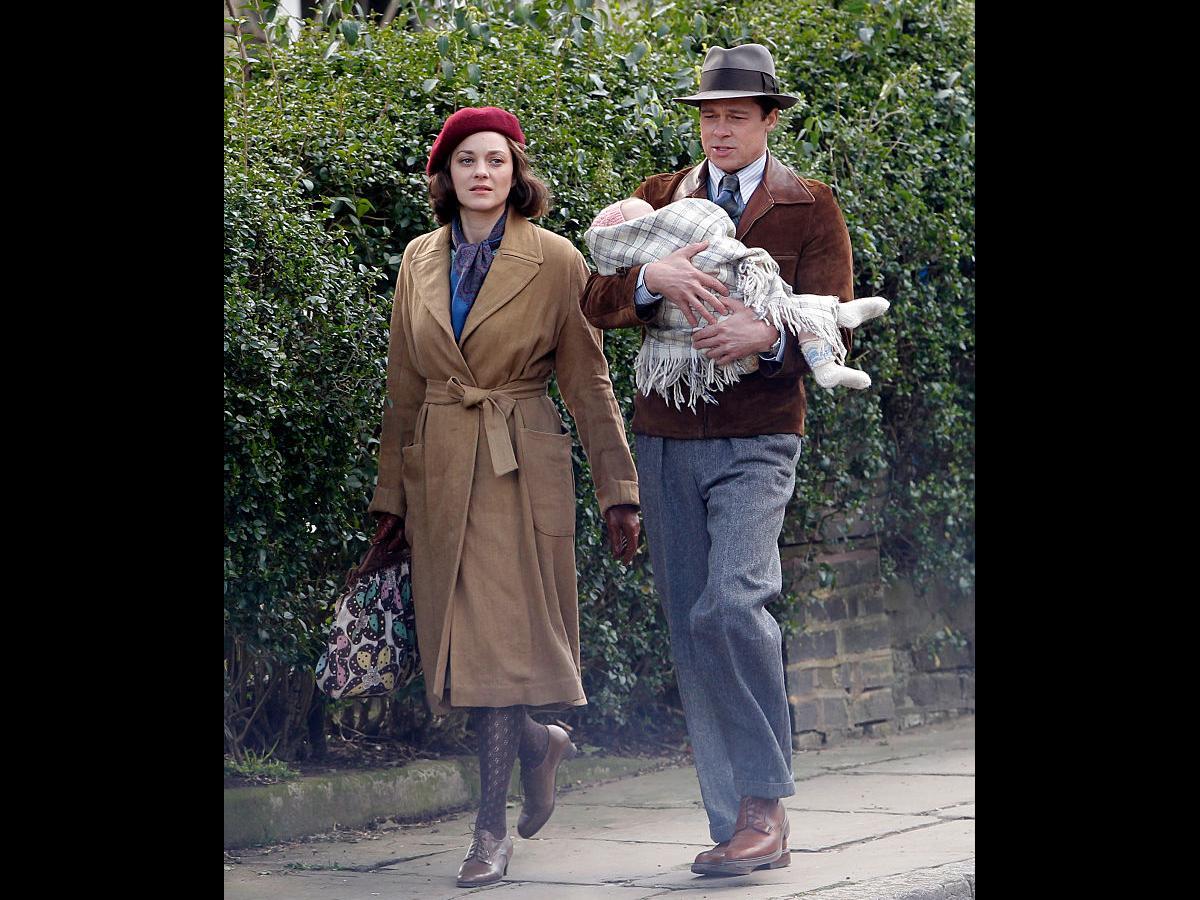 Marion Cotillard confirmed her pregnancy