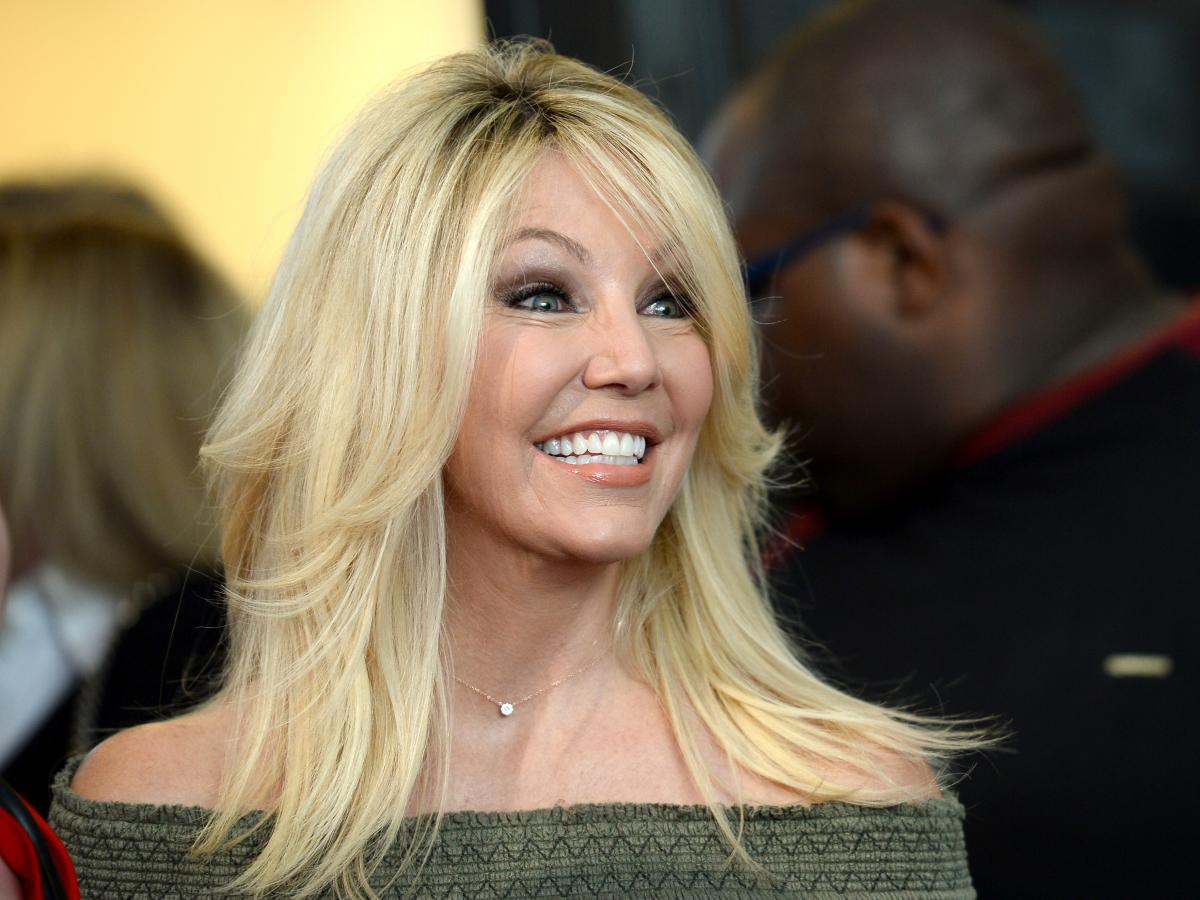 Heather Locklear Hospitalised After Car Crash Nova 919