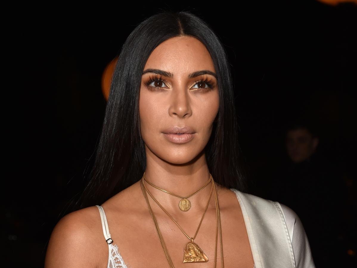 Kim Kardashians Beauty Rest Disturbed by Drunk Naked