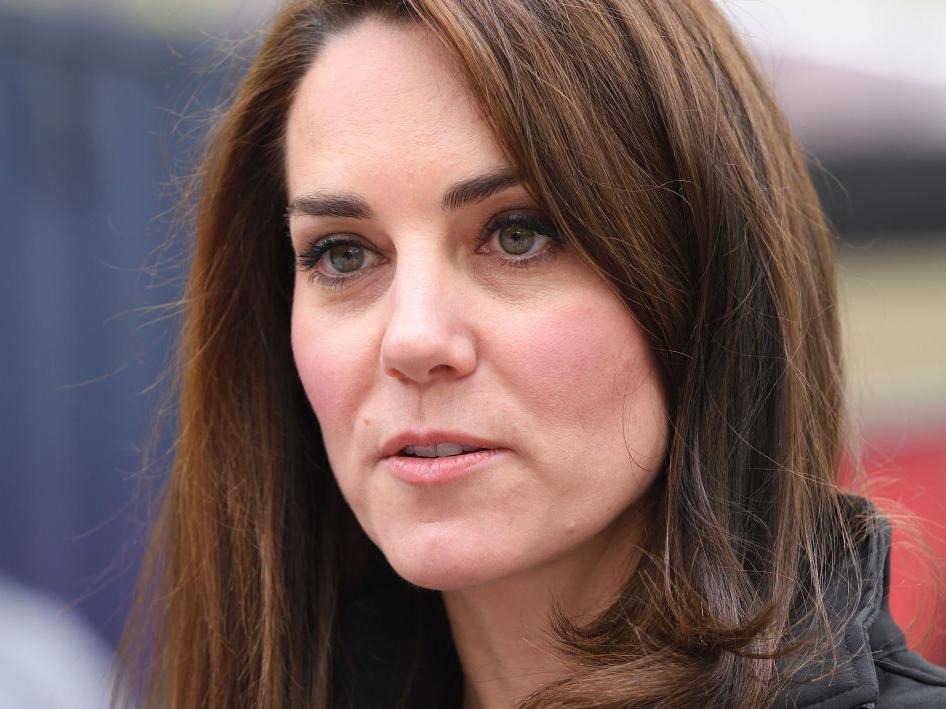 Topless Pictures Leaked Of Duchess Kate Middleton