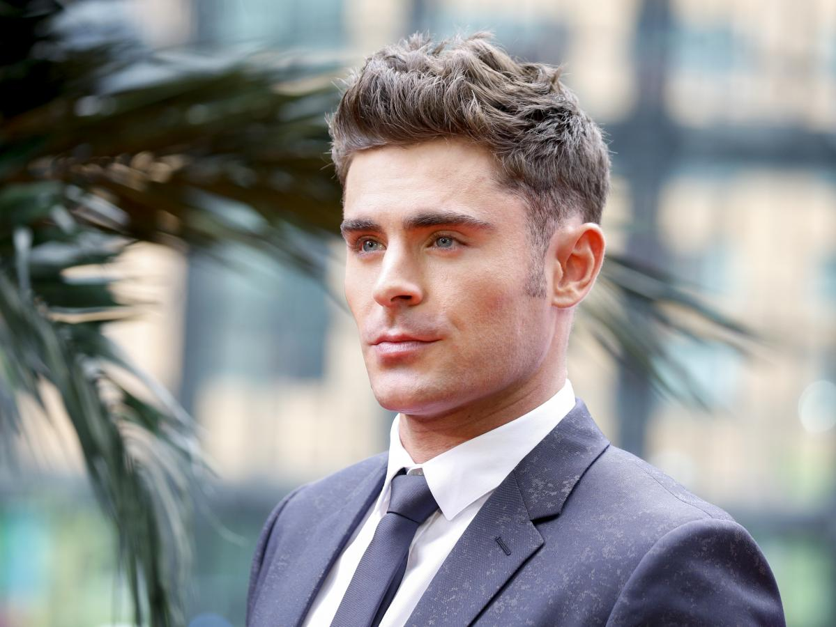 Zac Efron makes a big ...