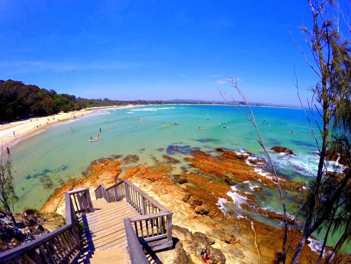 Byron Bay Beach Summer Getty