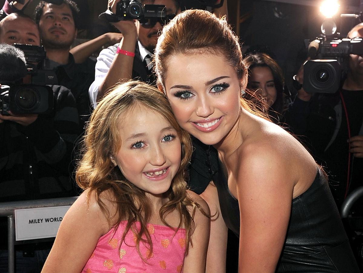 Miley Cyrus Grown Up