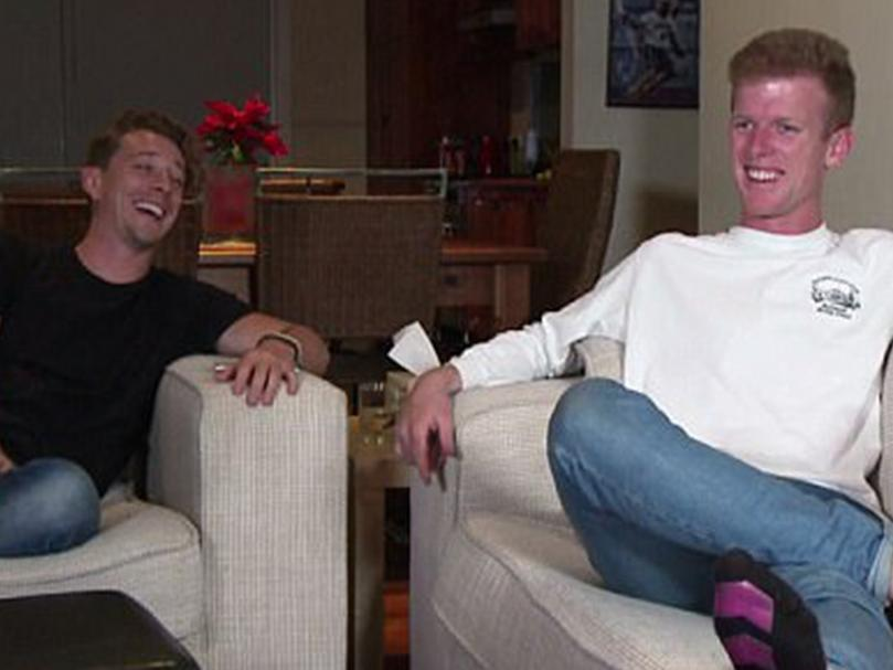 Gogglebox's Adam and Symon share the behind-thescenes