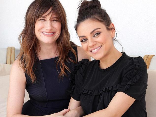 Mila Kunis Kathryn Hahn Talk Bad Moms 2 With Deano Nova 100