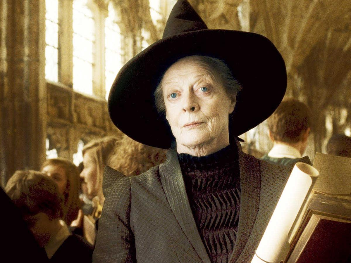 Watch Maggie Smith video