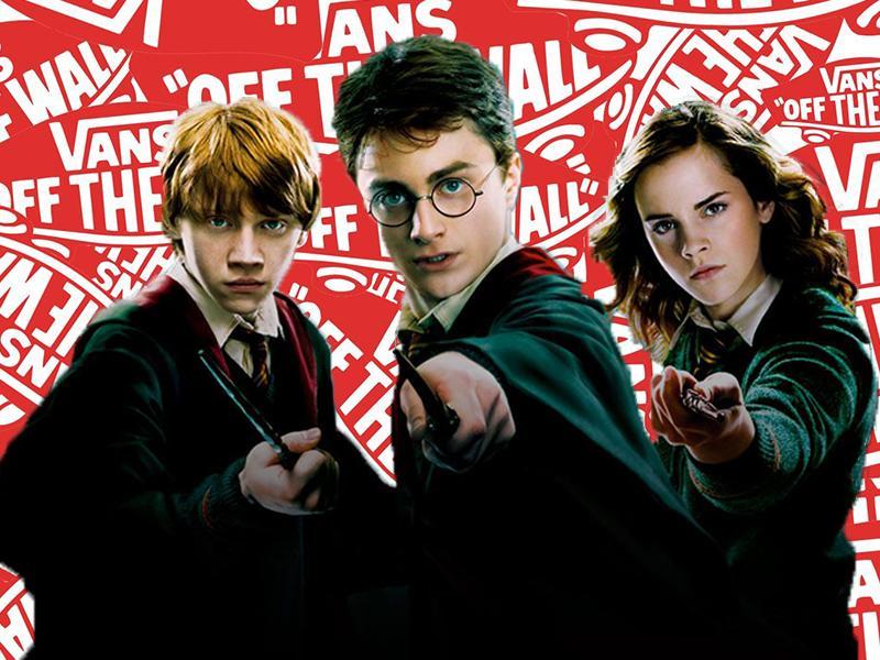 Vans Reveal Full Harry Potter Range And We Ll Take The Lot