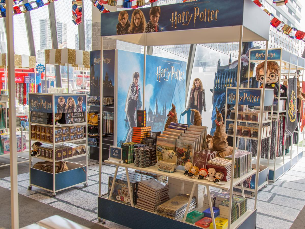3bf32e5acde1 Harry Potter gifting store Myer