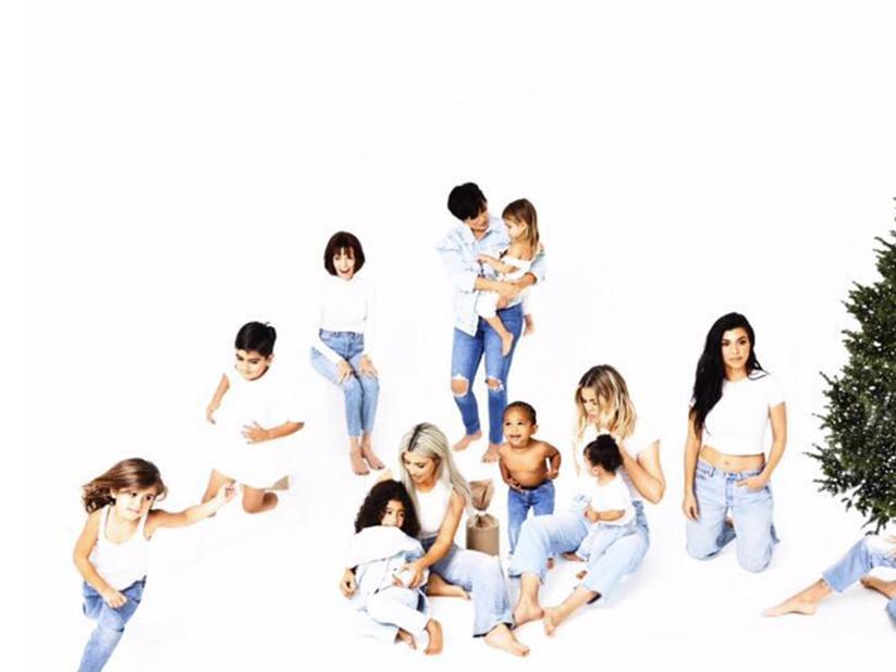 Fans furious at Kylie Jenner\'s absence in Christmas card   Nova 100