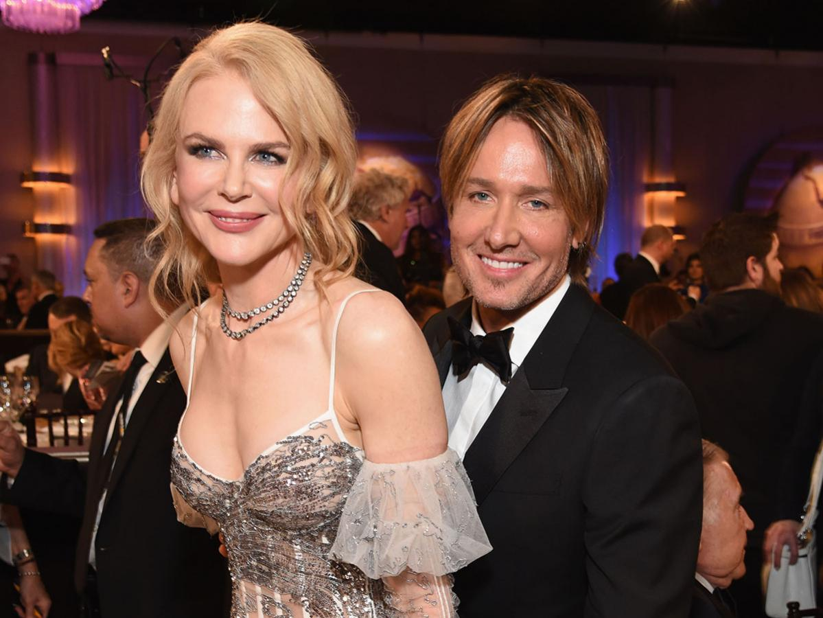 Nicole Kidman From Keith Urban: Keith Urban Reportedly Walks Out On Wife Nicole Kidman