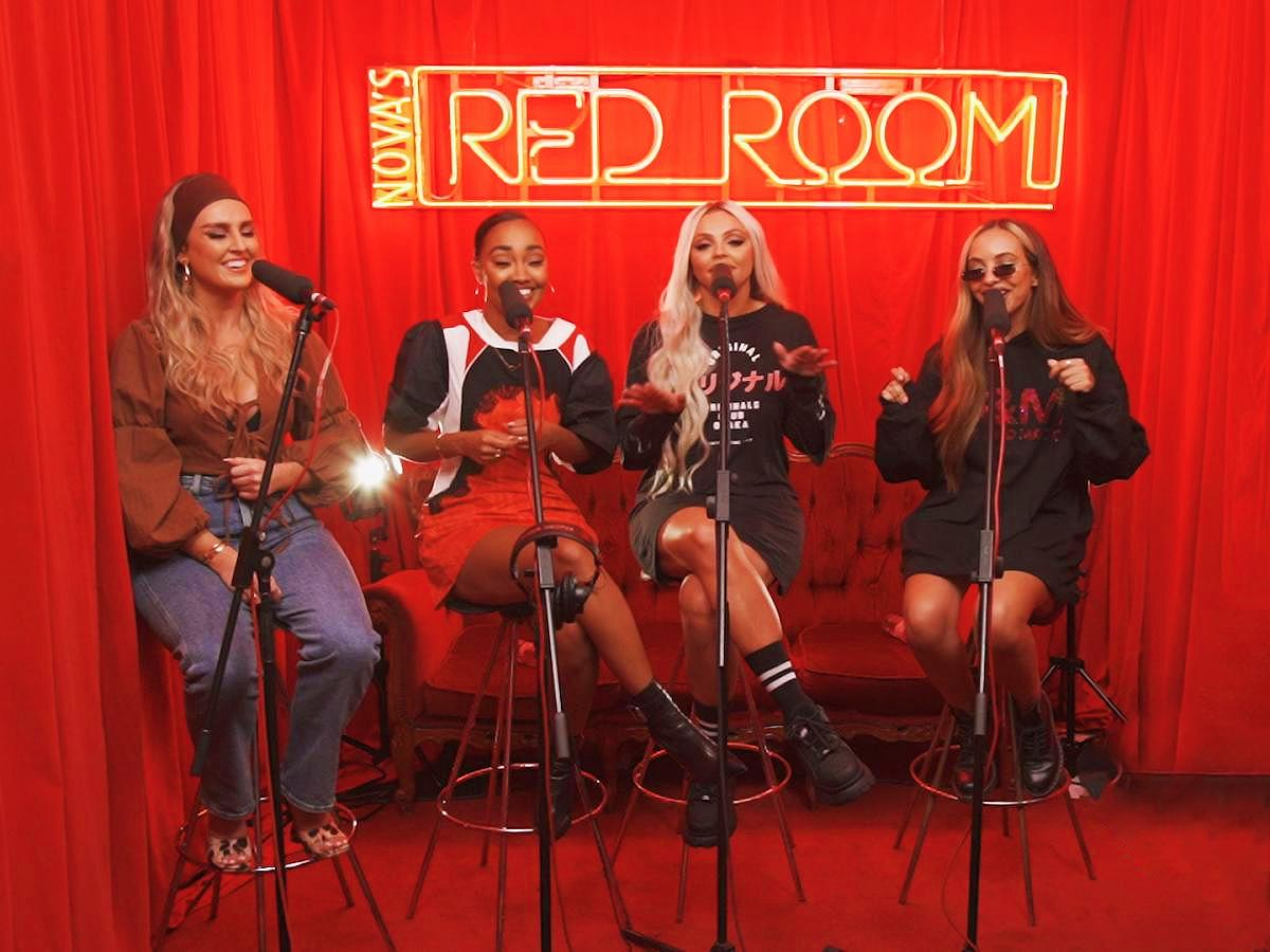 WATCH: Little Mix perform 'Bounce Back'& 'Black Magic 'live