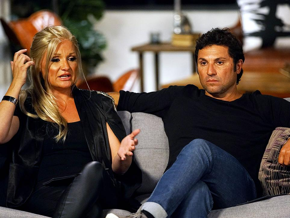 Married At First Sight's Nasser takes a dig at 'wife