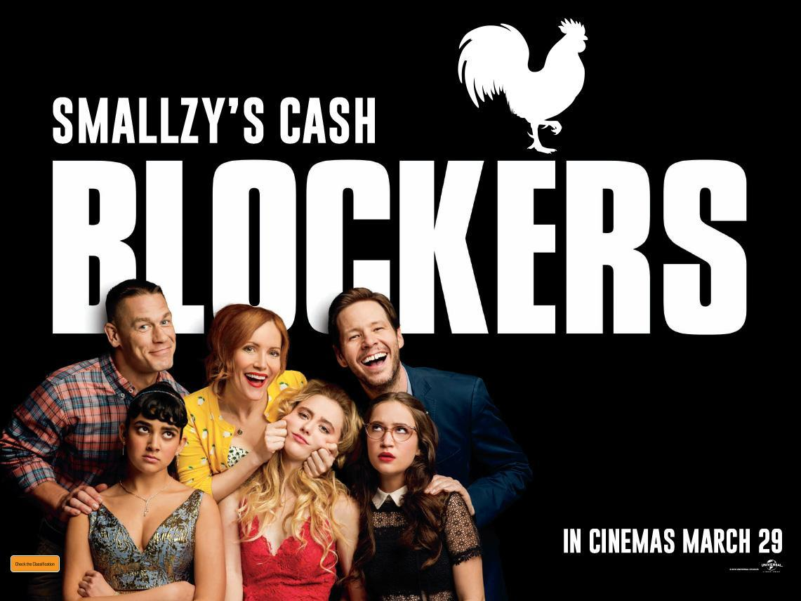 YOUR chance to win $5,000 with Smallzy's Cash Blockers!