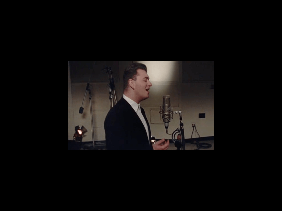 Sam Smith Have Yourself A Merry Little Christmas.Sam Smith Sings Have Yourself A Merry Little Christmas