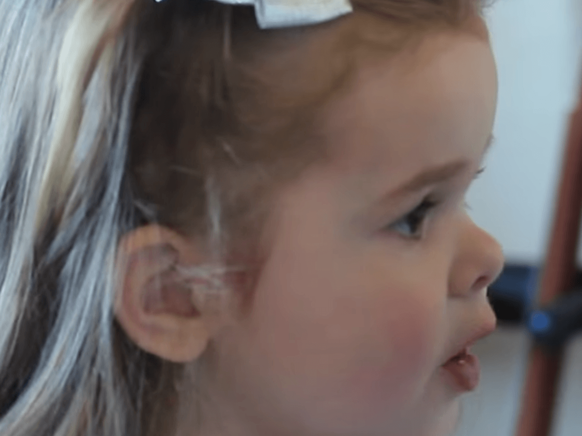 Three-Year-Old Singing Little Mermaid Song Will Take -7232