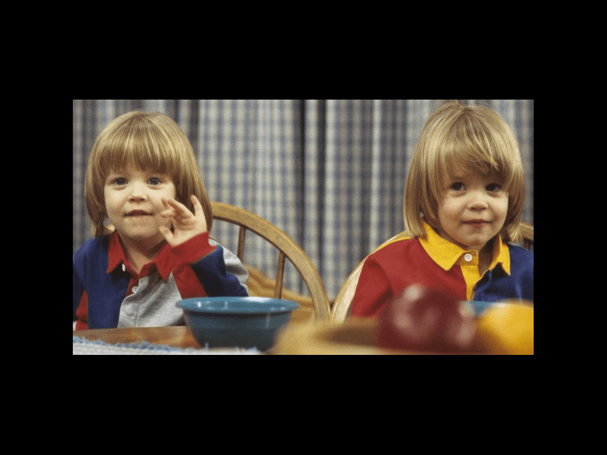 Jesse and Becky's twins from Full House are all grown up ...