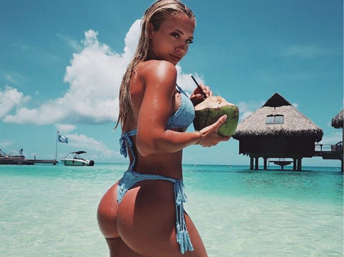 f2550ce44 Before-and-after shots of Tammy Hembrow show dramatic body transformation