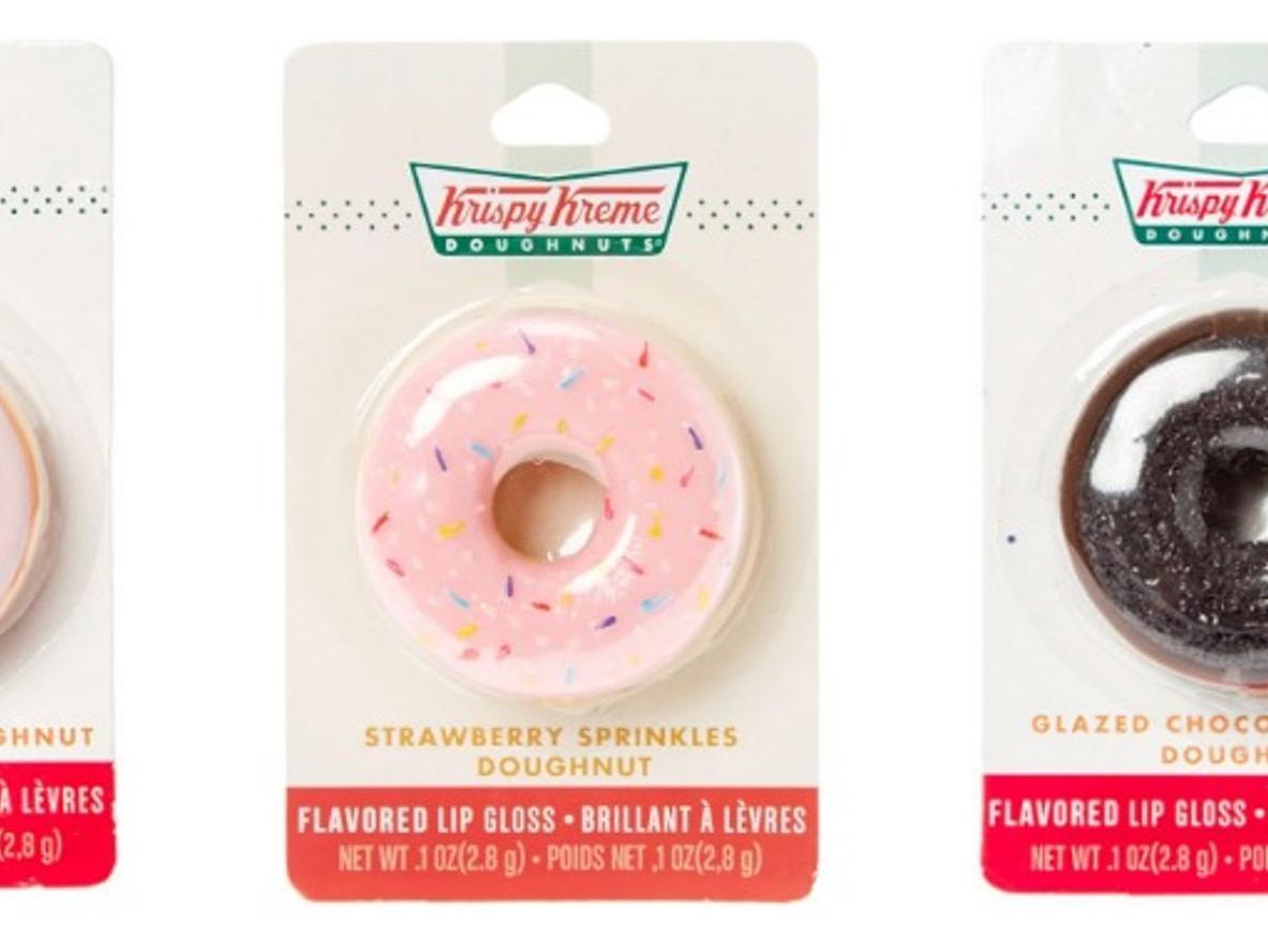 Where you can buy the Krispy Kreme lip gloss everyone\'s losing it ...