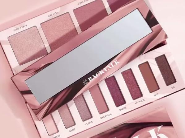 Urban Decays New All Pink Backtalk Palette Is Going Viral Nova 969