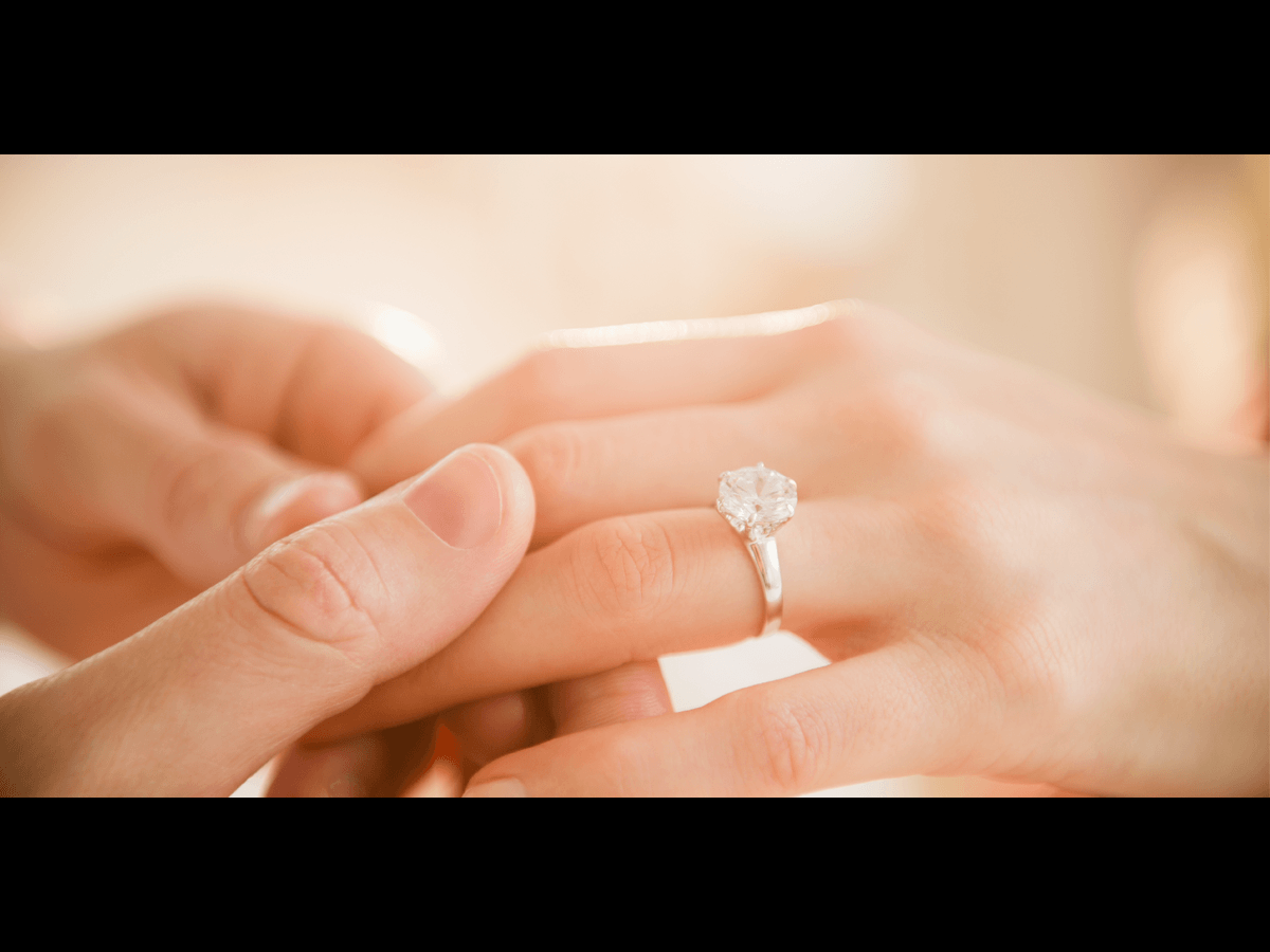 The real reason our fourth finger is our engagement ring finger
