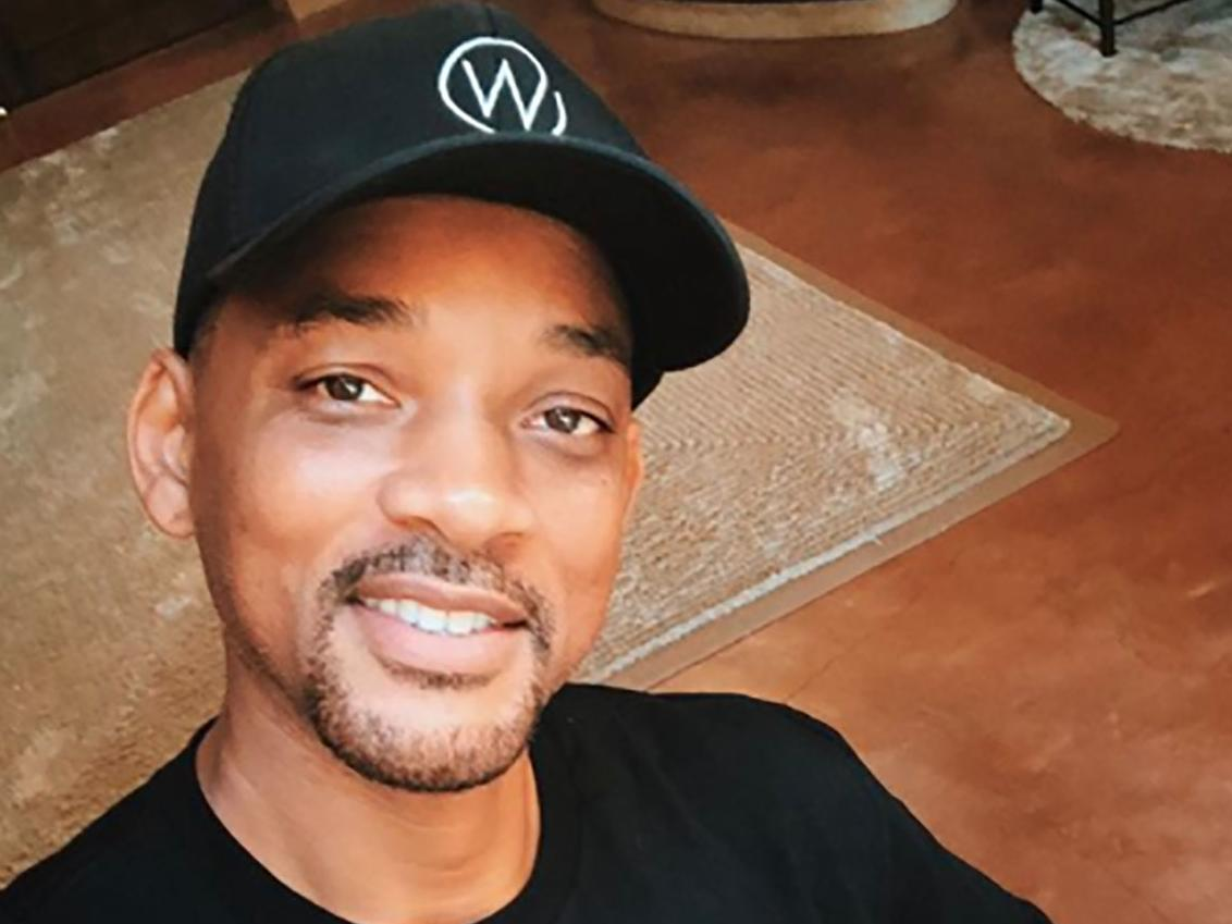 Say what  Will Smith pays loving tribute... to his ex-wife  5dc135812bc