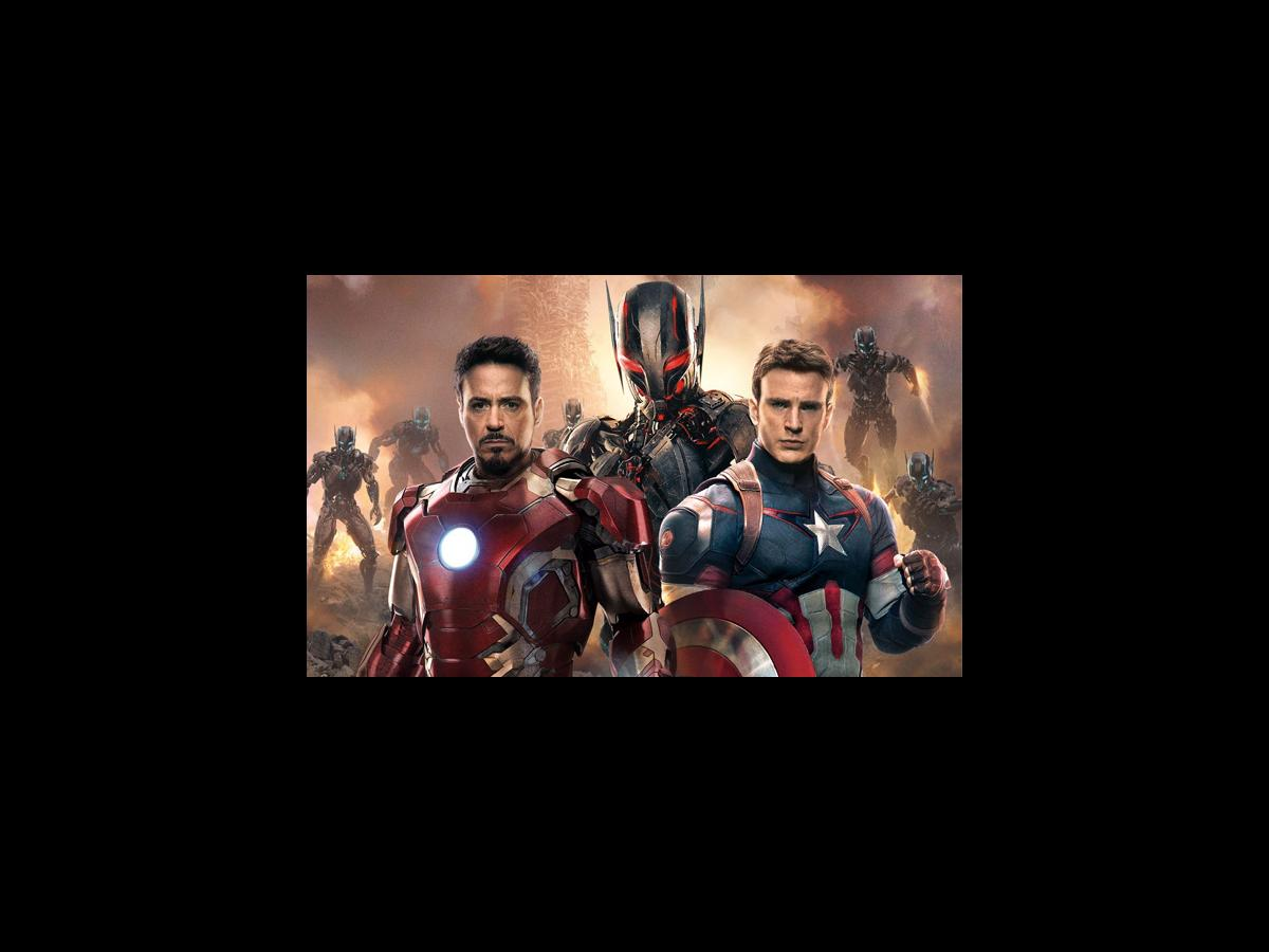First Look at Avengers: Age Of Ultron! | Nova 969
