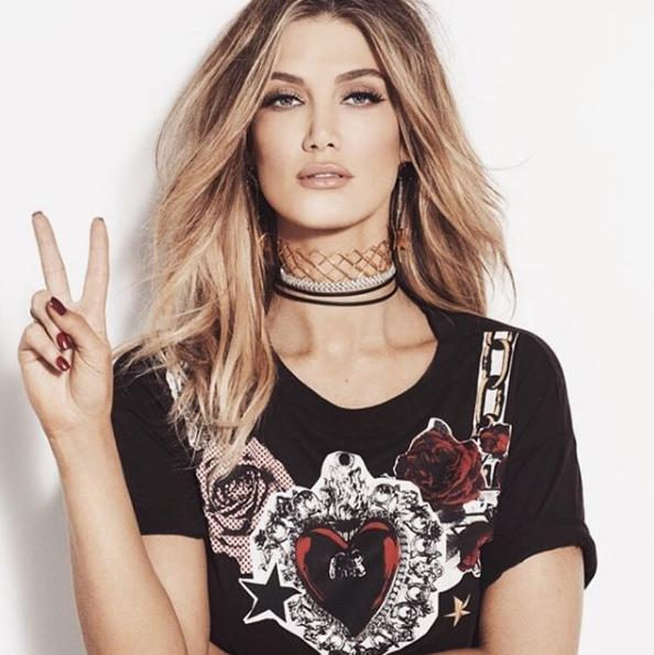 Delta Goodrem doesn't look like this anymore
