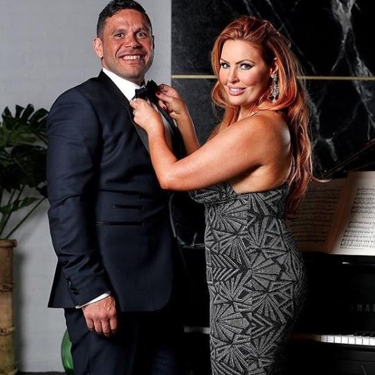 This is apparently the reason MAFS' Sarah and Telv are faking their relationship