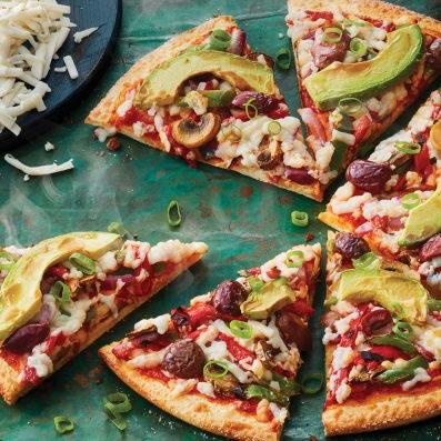 Stop everything because Domino's has added vegan cheese to the menu