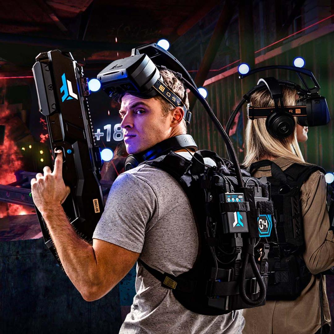 Virtual reality game finally comes to Brisbane