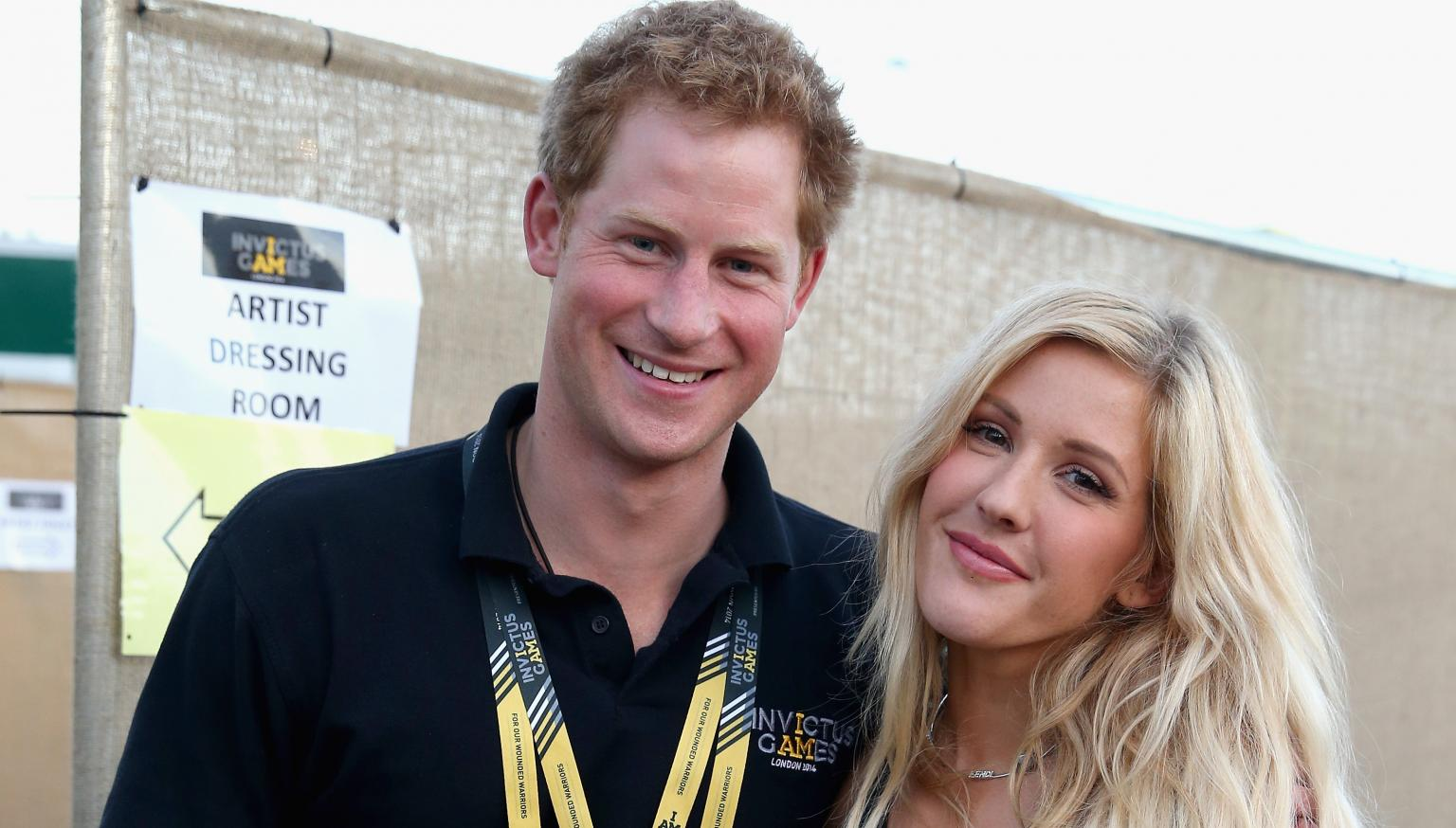 Are Prince Harry And Ellie Goulding Dating Smooth