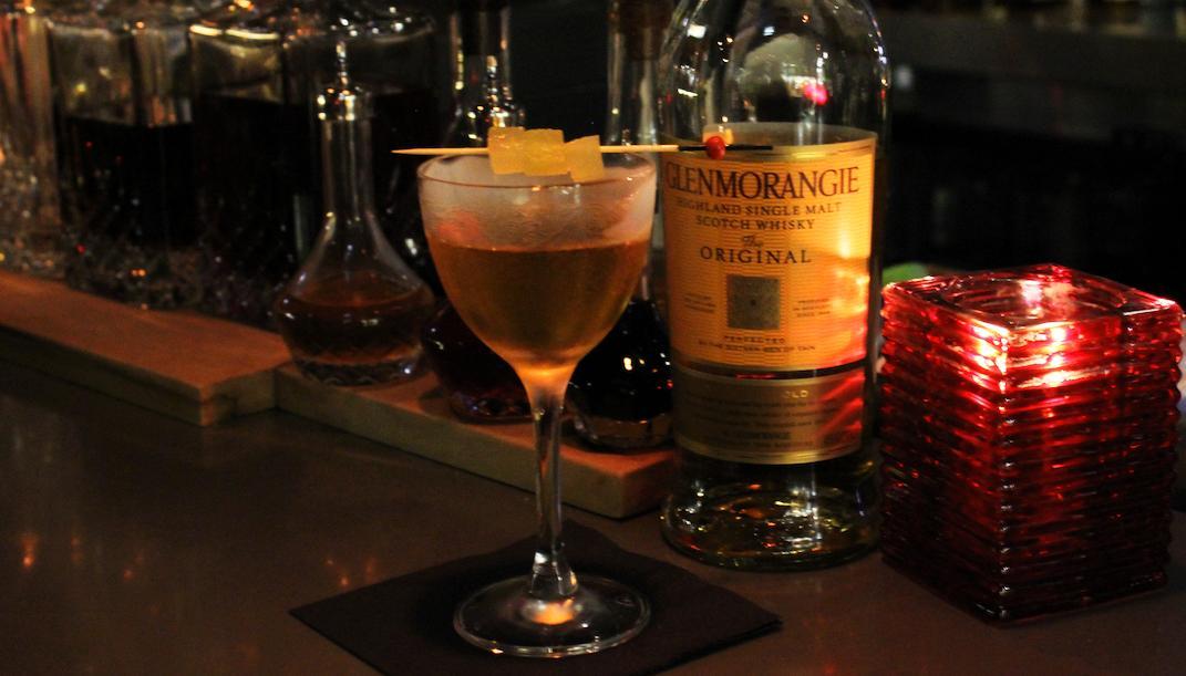 Glenmorangie original cocktail dresses