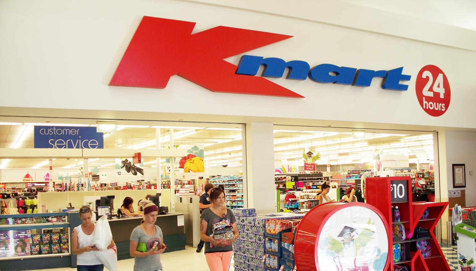 Kmart's new Santa sleigh is a big favourite among mothers | smooth