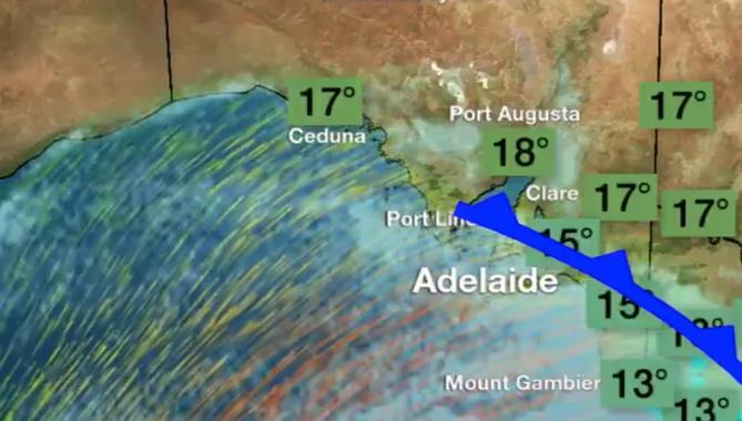 Adelaide Is About To Cop Some Of Its Worst Weather Of The